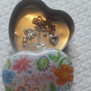 Cat lovers silver bracelet
